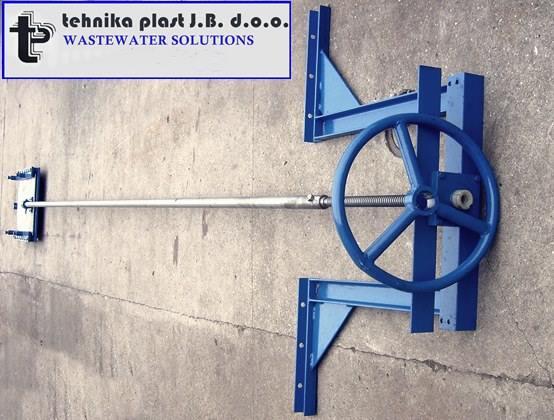Penstocks-Sluice gates--wastewater-treatment-equipment-tehnika plast...